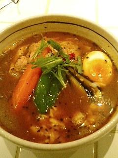 すすきの☆スープカレー